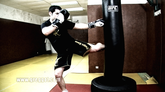 Comment bien placer un low kick