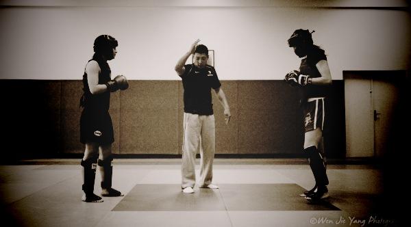Boxe – Sanda : vidéo combat