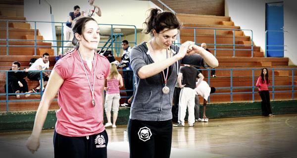 Compétition Sanda Boji