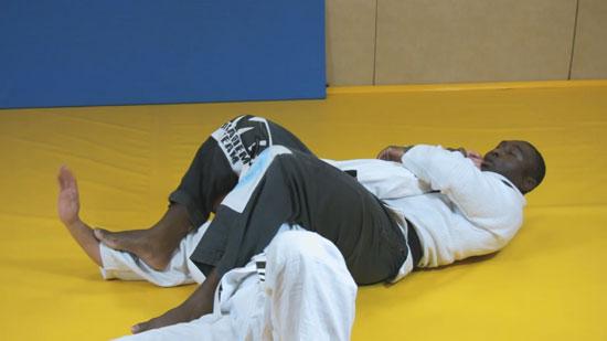 Jiu Jitsu Brésilien : série technique n°2