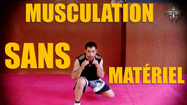 Musculation programme sans mat riel episode 7 - Se muscler chez soi sans materiel ...