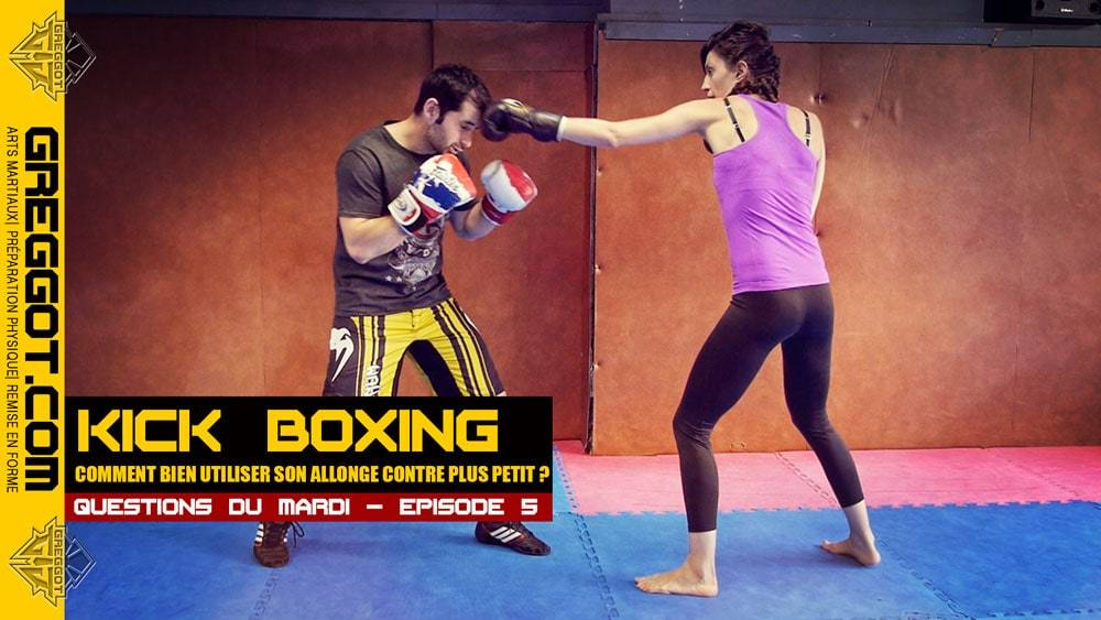 comment apprendre kick boxing