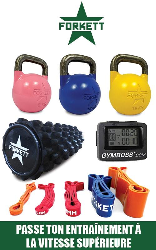 Boutique-Kettlebells-Bandes-elastiques-rouleau-massage-gymboss