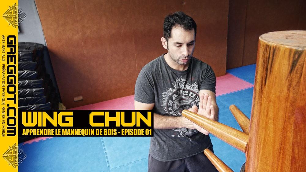 Wing-Chun-apprendre-mannequin-de-bois