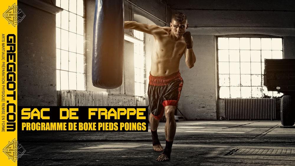 Sac-de-frappe-Programme-Boxe-Pieds-Poings