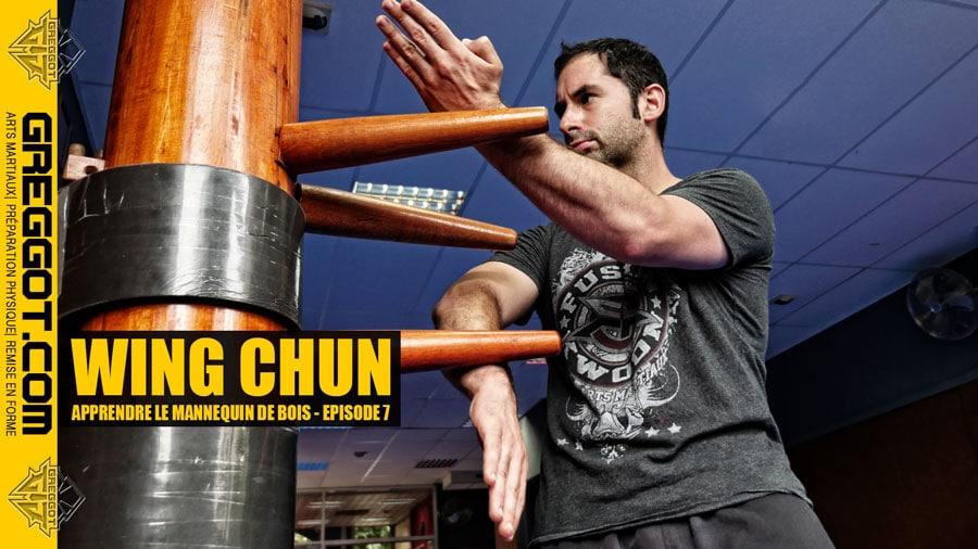 Wing-Chun-apprendre-mannequin-bois-episode-7