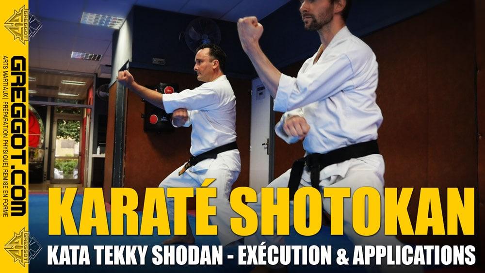 Karate-Shotokan-Kata-Tekky-Shodan
