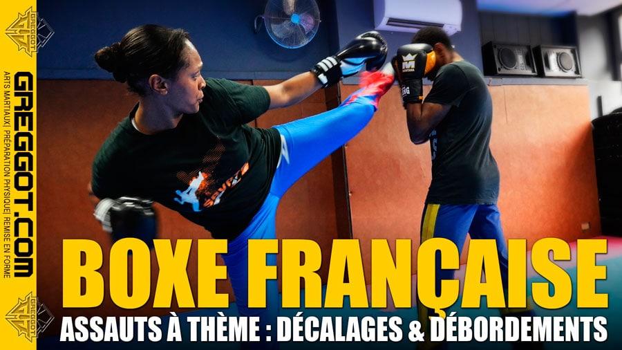 Savate Boxe Française : Assaut à thème