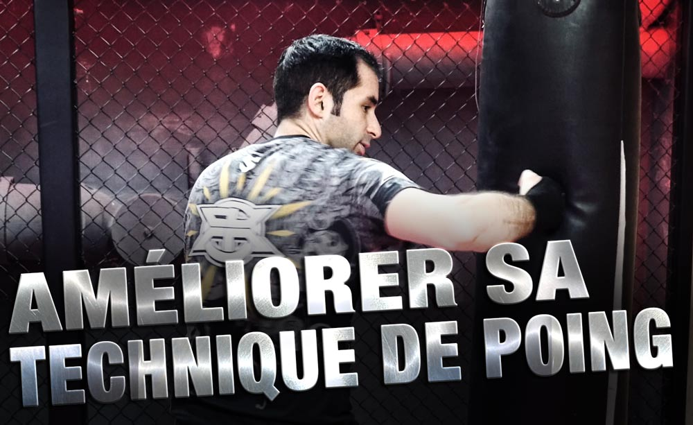 Boxe : Comment corriger sa technique de poing