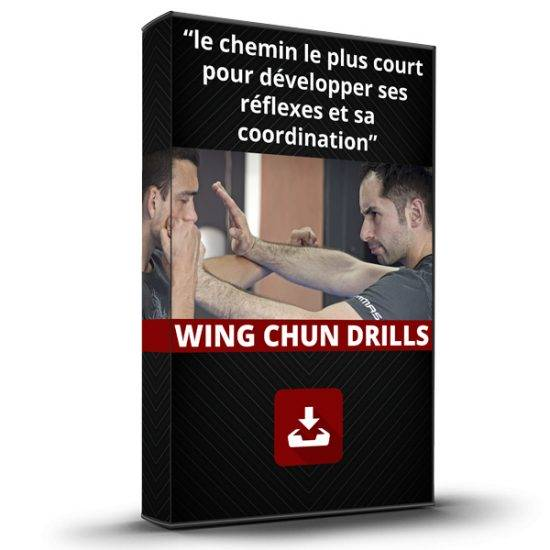 Cover-Wing-Chun-Drills