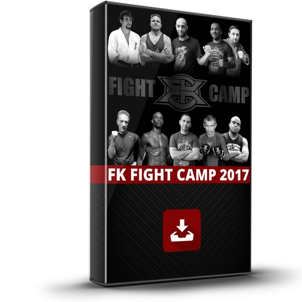 FK Fight Camp Édition 2017 VOD