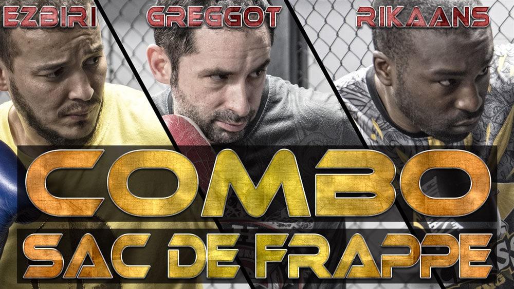 Entrainement Sac de Frappe | EZBIRI FIGHT TV | RIKAANS | GREGGOT