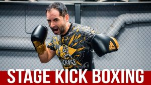 Stage de Kick Boxing 16 décembre 2018