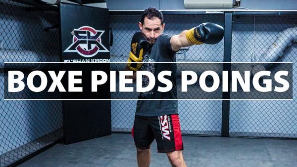 Stage de Boxe Pieds Poings 19 mai 2019