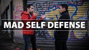 Stage de MAD Self Defense 27 janvier 2019