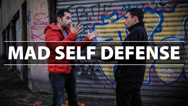 Stage de MAD Self Defense 27 janvier 2019