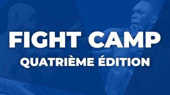 Formation MMA FK Fight Camp Quatrieme Edition