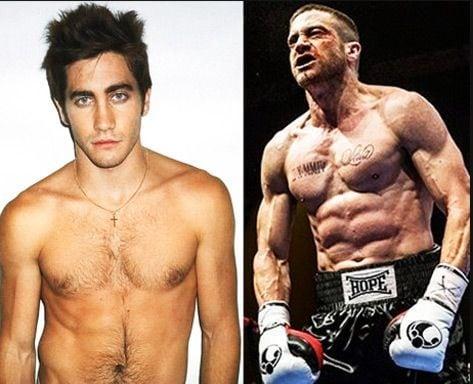 Jake Gyllenhaal transformation physique par la Boxe