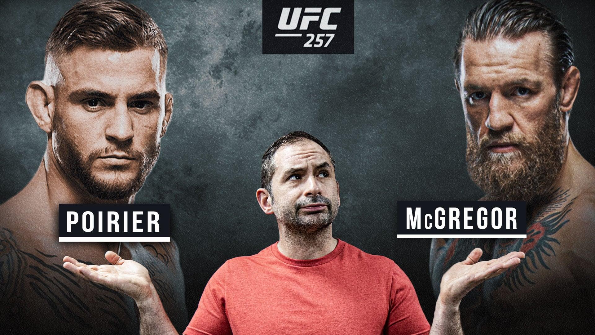 UFC 257 : GROSSE RÉVÉLATION SUR LA STRATÉGIE DE McGREGOR & PRONOSTICS