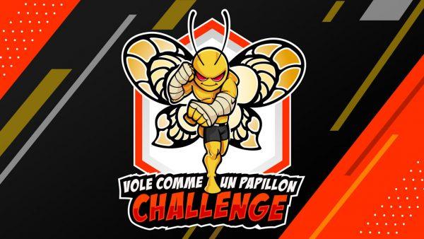 Challenge Vole comme un Papillon GREGGOT